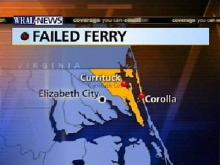 Poor Planning, Mismanagement Blamed For Docked Ferry Project