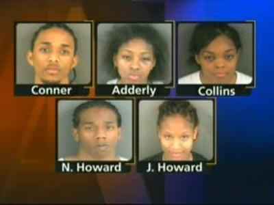 School Fight Suspects