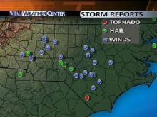 Storm Damage Reports