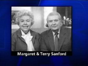 Margaret & Terry Sanford