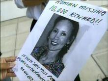 Cynthia Moreland Missing Poster