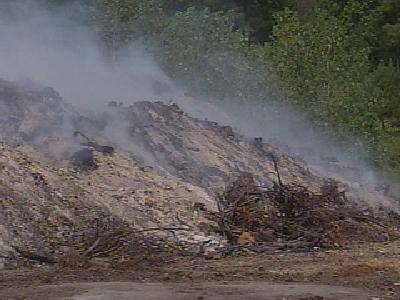 Compost Fire Costs Piling Up For Durham