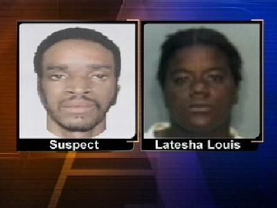 Police in Richmond, Va., are questioning Latesha Louis, and authorities are still searching for a man in connection with the abduction of a Rocky Mount toddler.