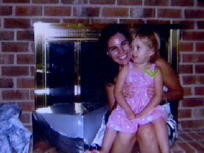 Michelle Young in an undated photo with her daughter, Cassidy. Young, 29, was found dead inside her Raleigh home Nov. 3. Her daughter was found in the same room as her mother, authorities said.