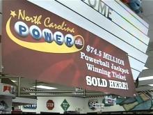 Halifax Shell Station Sells Winning Powerball Ticket
