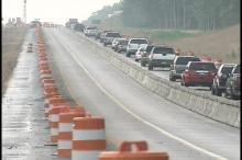 Three construction projects east of the Triangle are causing delays on North Carolina roadways as road crews work to improve traffic to accommodate growth in the small Johnston County town of Clayton.