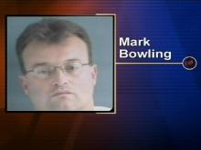 Mark Bowling, 35, is charged with first-degree murder in connection with the shooting death of his wife, Julie Bowling. She was found dead inside the garage of their home on Dec. 8.