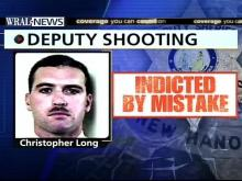Grand Jury: Deputy's Indictment in Teen's Slaying a Mistake
