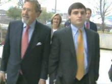 Raw Video Of Defendants Entering Courtroom