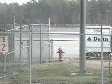 Authorities said Wester climbed a fence that ran the perimeter of the airport.