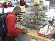 Lottery Proceeds Fail To Reach State Mandate
