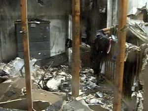 Christmas Fire Leaves Pittsboro Family Homeless