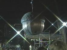 First Night Raleigh acorn drop