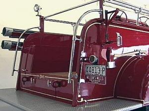 Wilsons Mills Mack Truck