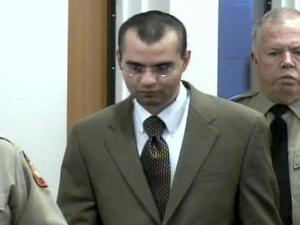Mohammed Taheri-azar appears in court Jan. 2.