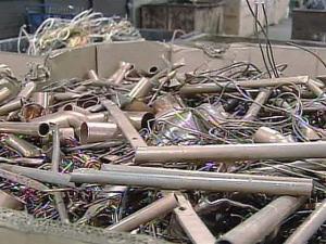 Law Enforcement Keeps Watchful Eye on Copper Sales