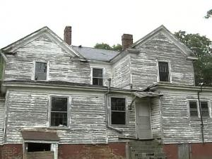 The Latta House was the site of a 19th-century school for poor and orphaned black children.