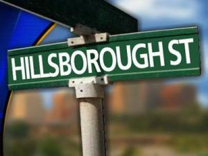 Hillsborough Street Generic