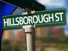 Roundabout Plan for Hillsborough Street Stalled