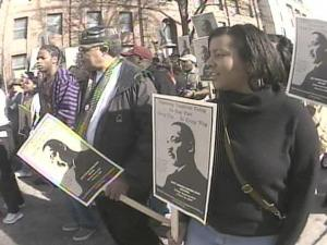 Thousands March In Raleigh To Honor King's Legacy