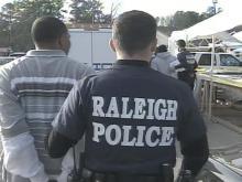 Dozens of Flea Market Vendors Arrested for Selling Fake Goods