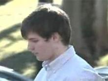 Chapel Hill police say William Barrett Foster held a teacher and a student at East Chapel Hill High School on April 24, 2006.