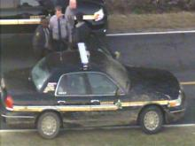 Images of the search for Austin Pittman.