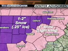Elizabeth Gardner's 4:30 AM Forecast