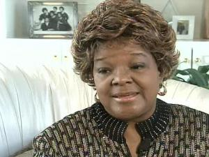 Shirley Caesar, an 11-time Grammy Award-winning artist, continues to contribute to the Triangle community.
