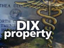 Dorothea Dix Hospital Property