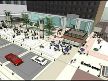 Part of Raleigh's Fayetteville Street Could Get New Look