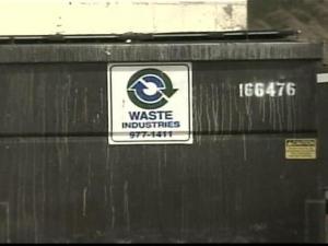 A body of a newborn was found Feb. 7 in a trash bin behind a grocery store.