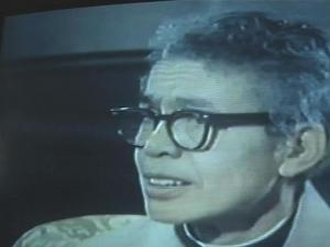 Rev. Pauli  Murray grew up in Durham and became the first African American female priest in the Episcopal church.