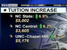 UNC Board of Governors Approves Tuition Hike