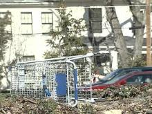 Raleigh Hopes to Corral Abandoned Shopping Carts