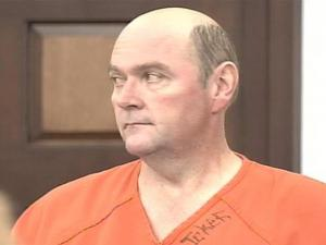 Larry Jewell in court