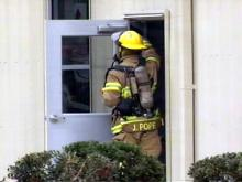 Emergency crews worked to air out a Wilson plant Saturday after two workers inside died of carbon monoxide poisoning.