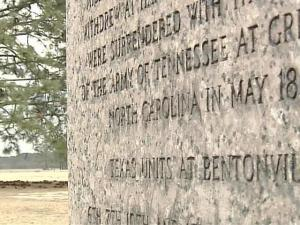 Mass Grave Suspected at Bentonville Battlefield