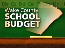 Wake County School Budget
