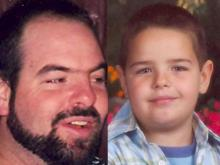 """Authorities identified the two victims of the wreck as Jerry """"Duane"""" Braswell, 35, of 3833 Manor Drive in Clayton, and his 9-year-old son, Jerry Braswell Jr."""