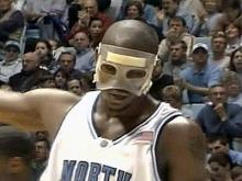 Mask Can Aid Player With Broken Nose