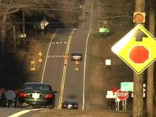 New Signs, Lights Hope to Stop Accidents at Zebulon Corner