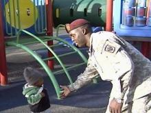 Families Patiently Wait for Troops Still in Iraq