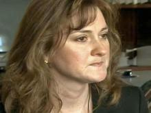 Army Widow: War Protests Hurt Troops