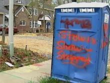 Cash or X-Box: Garner Police Offer Either for Graffiti Crime Tips