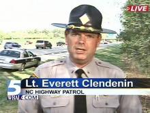 Highway Patrol Spokesman Discusses Crackdown