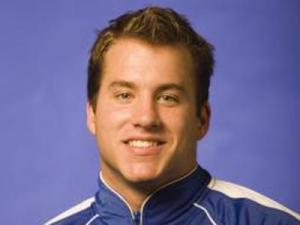 Chris Sanders, a Duke University junior and member or the diving team, was found dead in his dorm room April 3. (Photo used with permission of Duke Athletics)