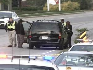 Morrisville police said the girl did not look both ways before darting into the street, and the driver of the minivan that struck her will likely not be charged with any violation.