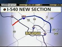 New Section of I-540 Could Open by June