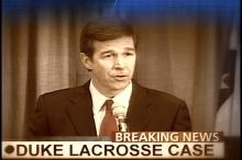 Duke Lacrosse Charges Dropped